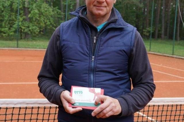 Noslēdzies septiņu posmu tenisa turnīrs Jēkabpilī